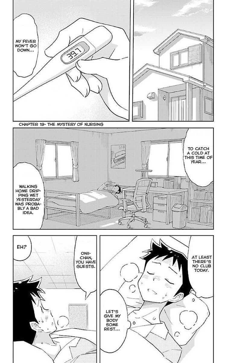 Atsumare! Fushigi Kenkyu-bu 19 Page 2