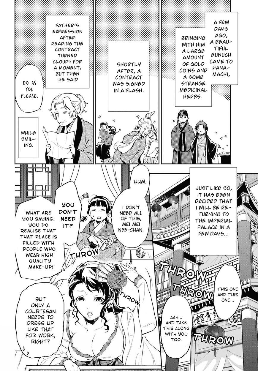 Kusuriya no Hitorigoto 21 Page 2