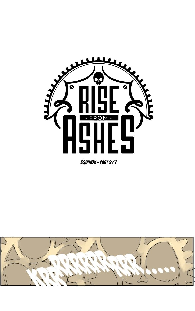 Rise from Ashes 37 Page 1