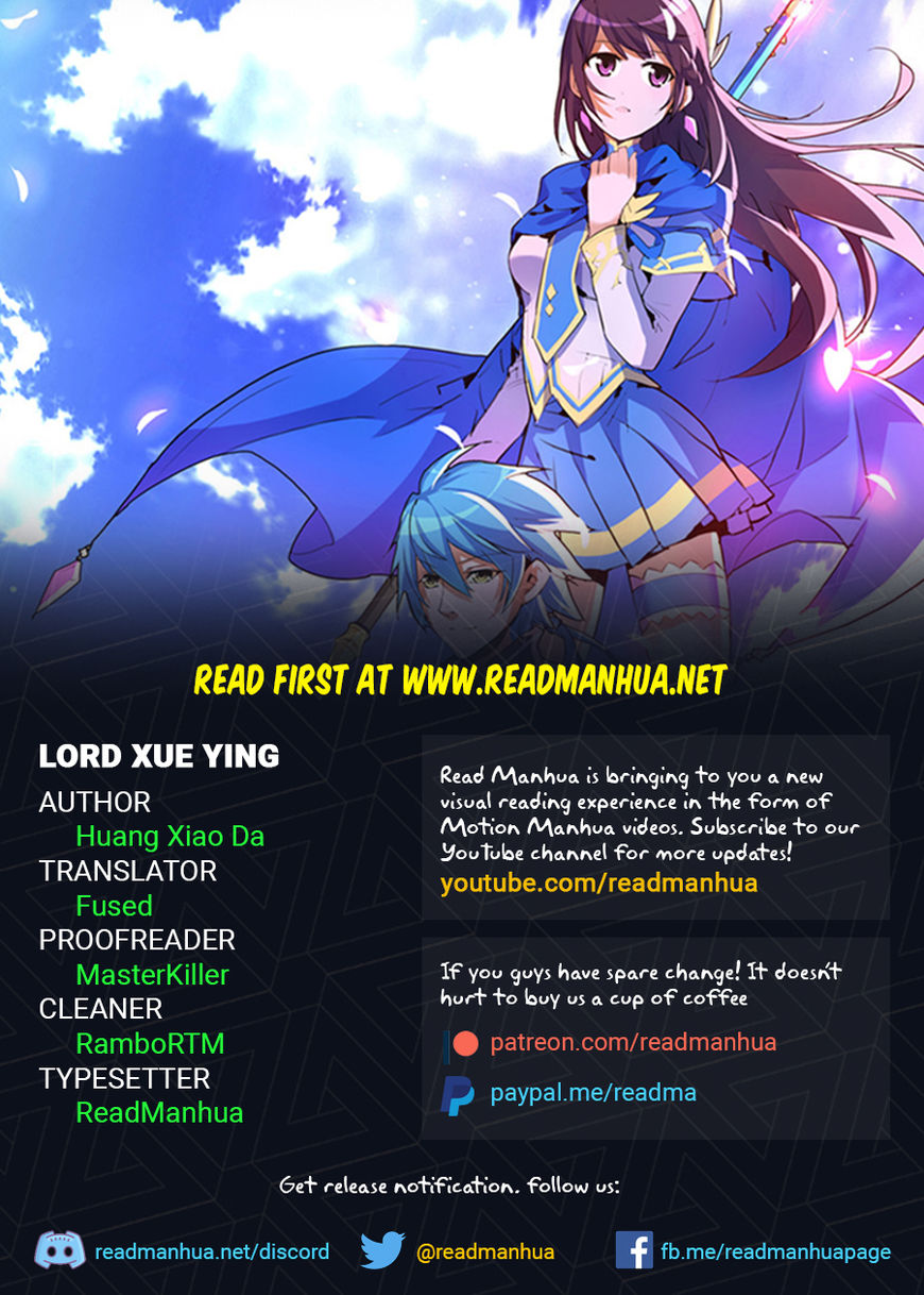 Lord Xue Ying 11.3 Page 1