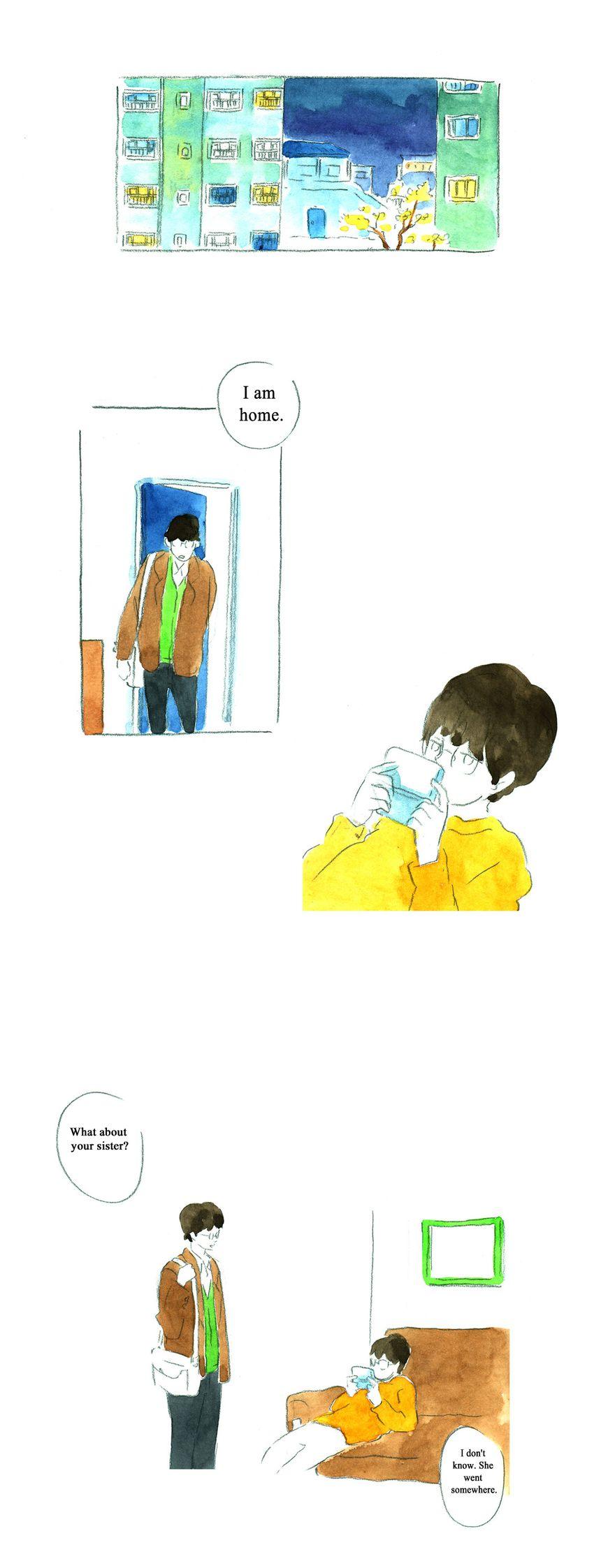 Beloved days 37 Page 1