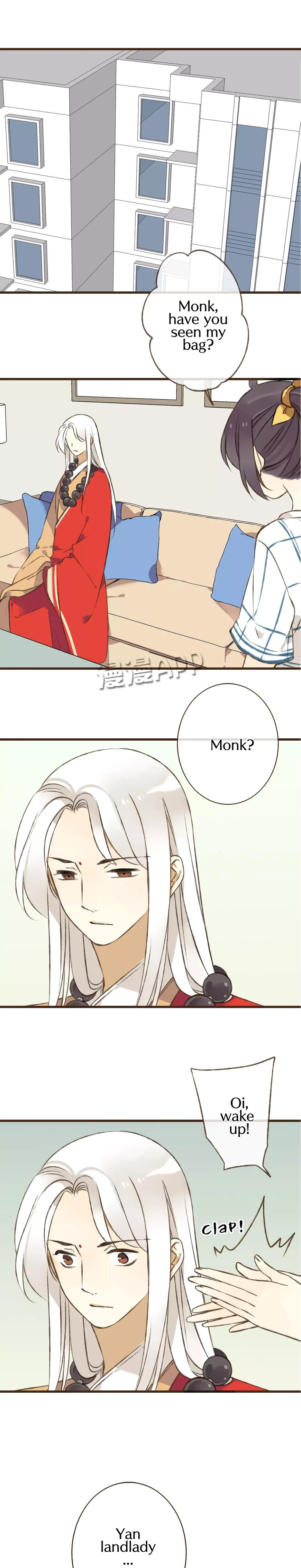 """A """"Dimwitted"""" Monk fell from Heaven 28 Page 2"""