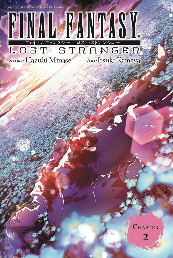 Final Fantasy: Lost Stranger 2 Page 2