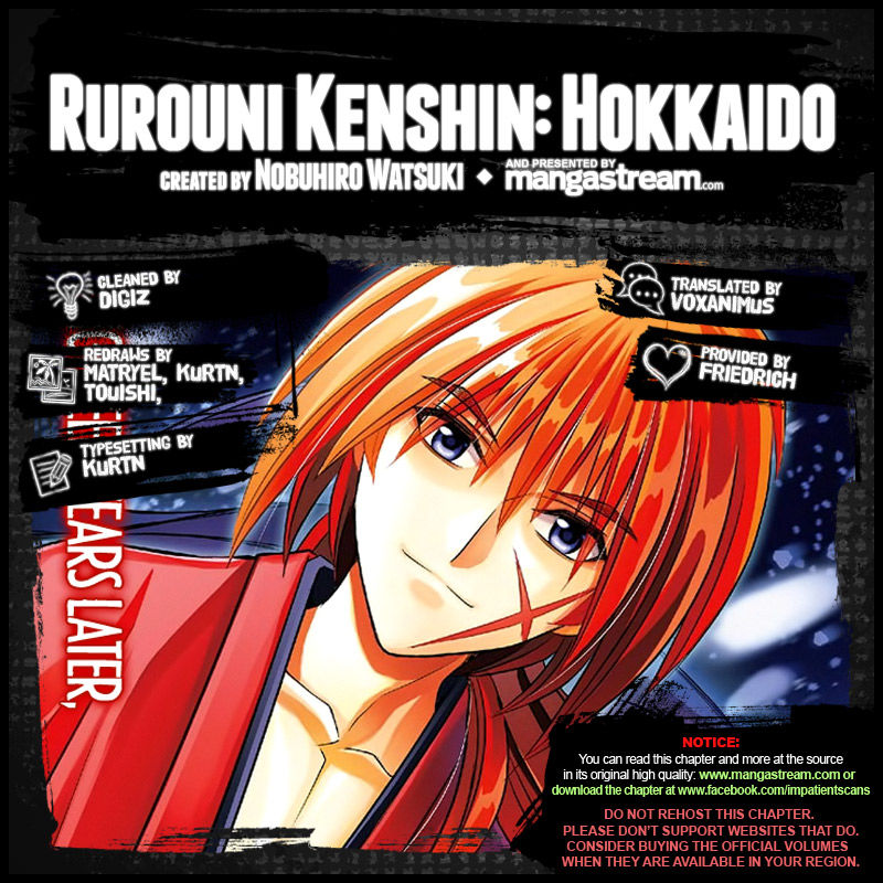 Rurouni Kenshin: Hokkaido Arc 4 Page 2