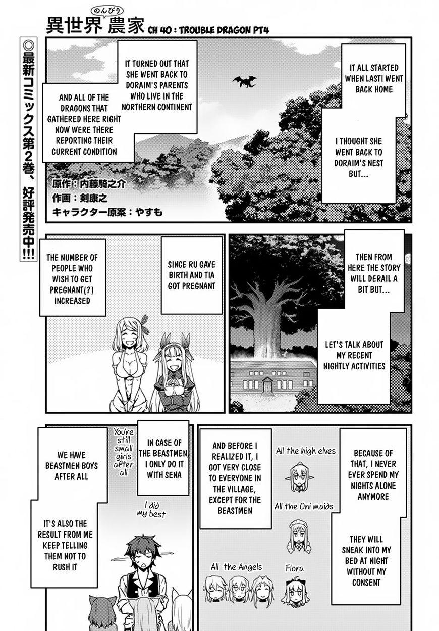 Isekai Nonbiri Nouka 40 Page 2