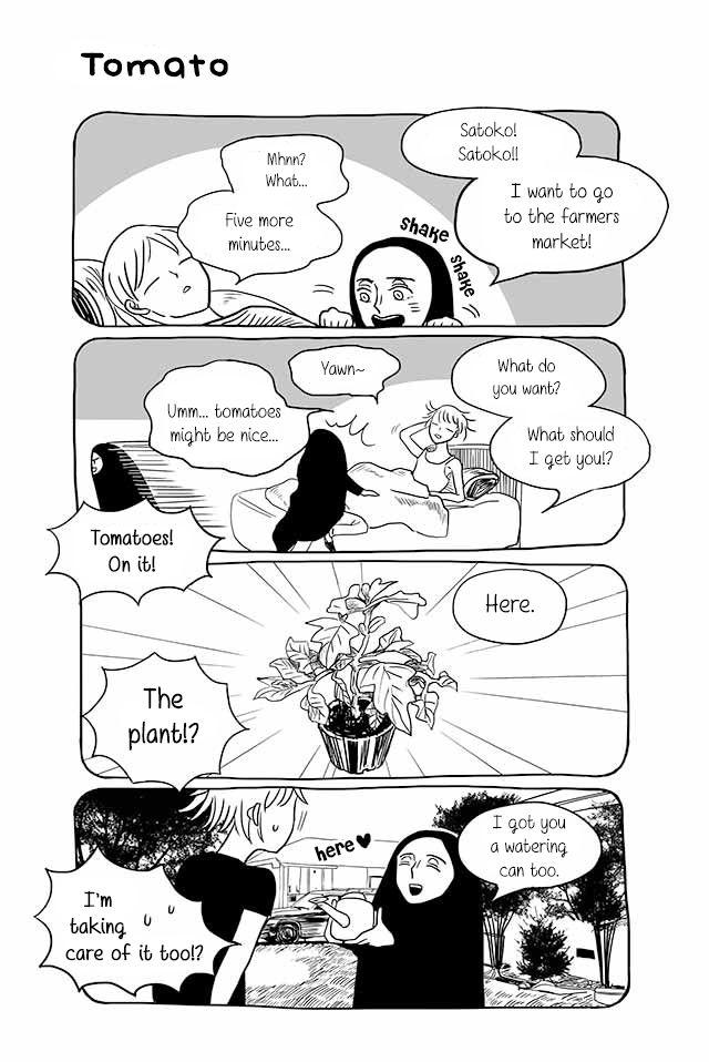 Satoko to Nada 90 Page 1