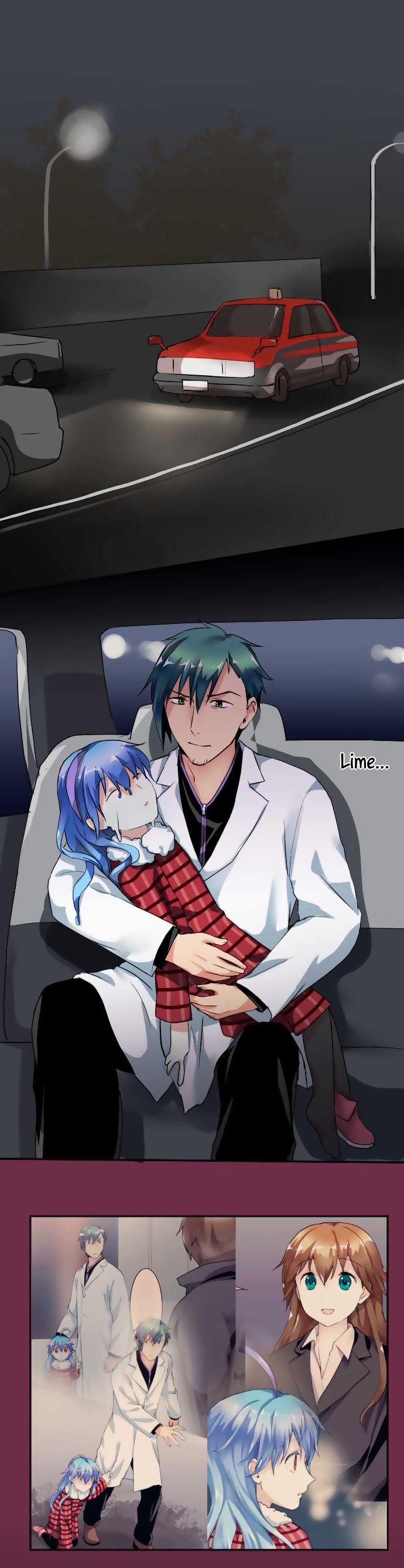 Hakase to Suraimu-chan 37 Page 2
