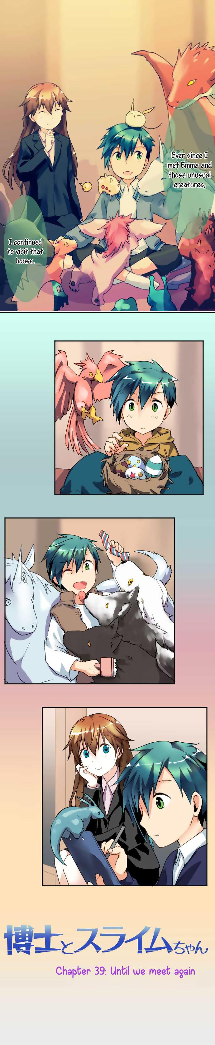 Hakase to Suraimu-chan 39 Page 2