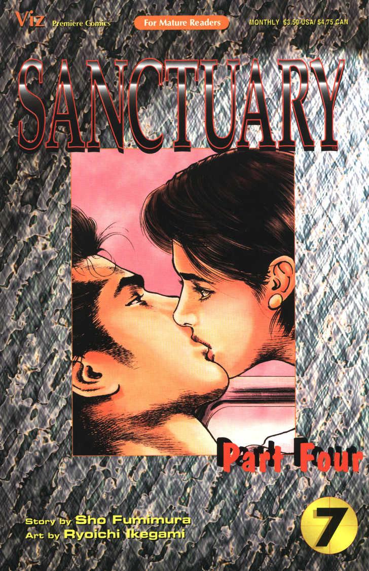 Sanctuary 13 Page 1
