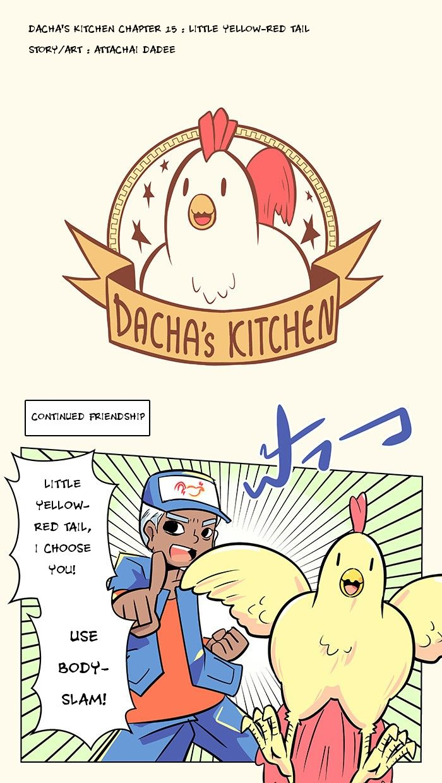 Dacha's Kitchen 15 Page 2