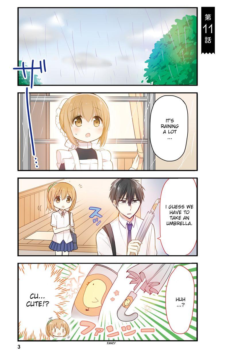 Orenchi no Maid-san 11 Page 1