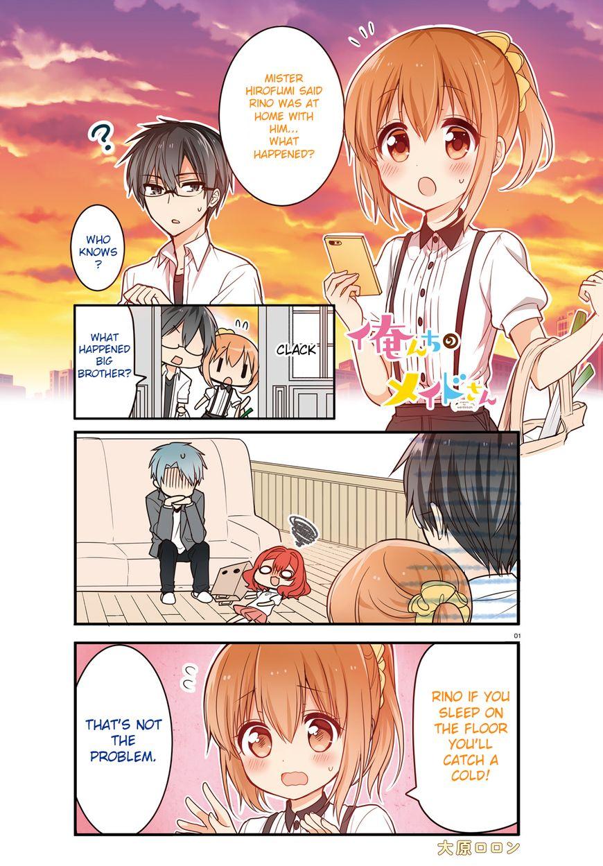 Orenchi no Maid-san 42 Page 1