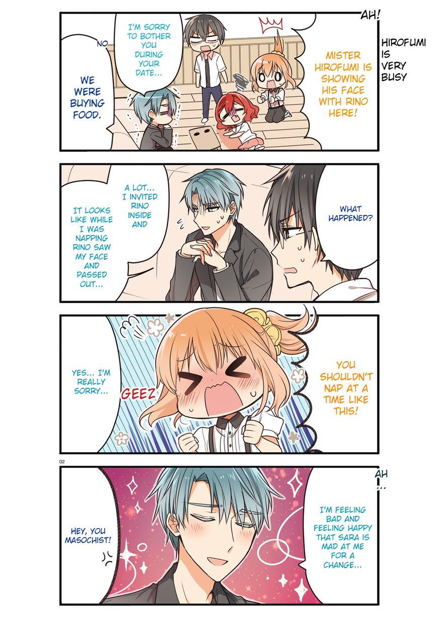 Orenchi no Maid-san 42 Page 2