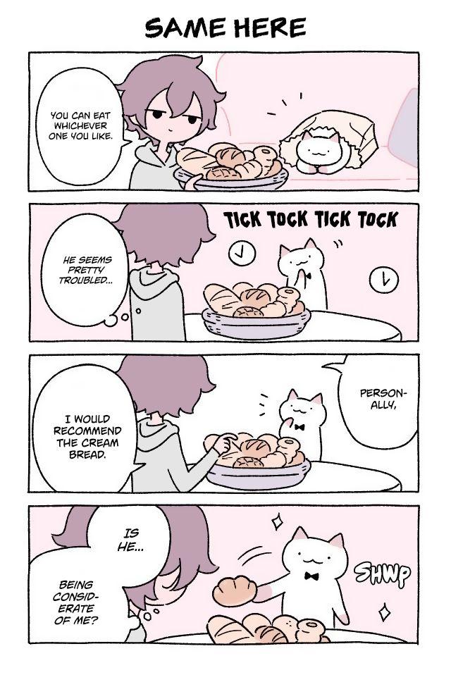 Fushigi Neko no Kyuu-chan 57 Page 1