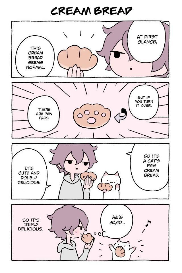 Fushigi Neko no Kyuu-chan 58 Page 1