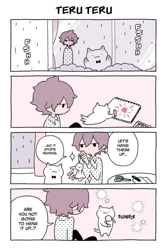 Fushigi Neko no Kyuu-chan 87 Page 1
