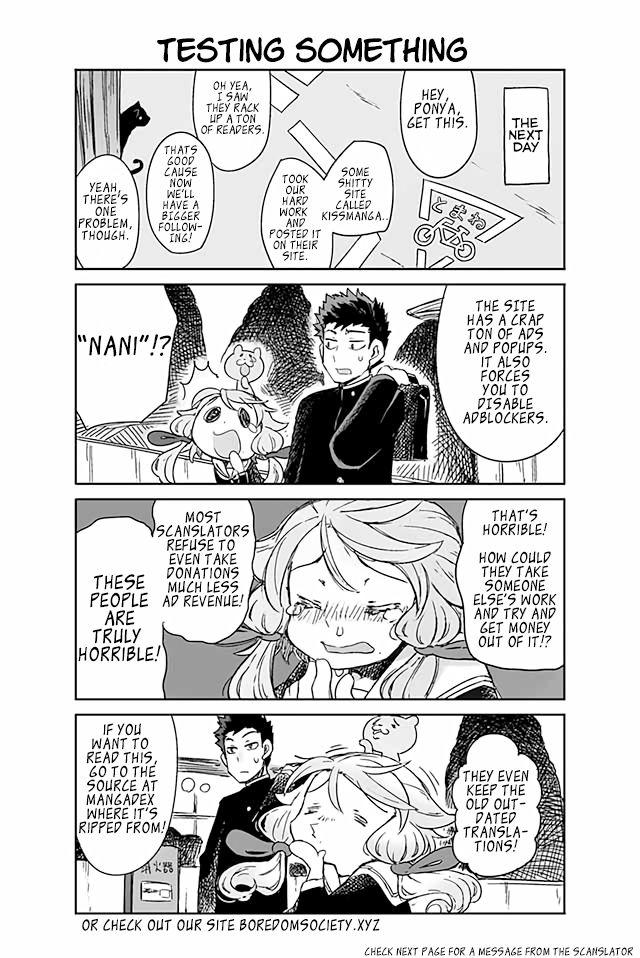 Manabi Ikiru wa Fuufu no tsutome 14.1 Page 1