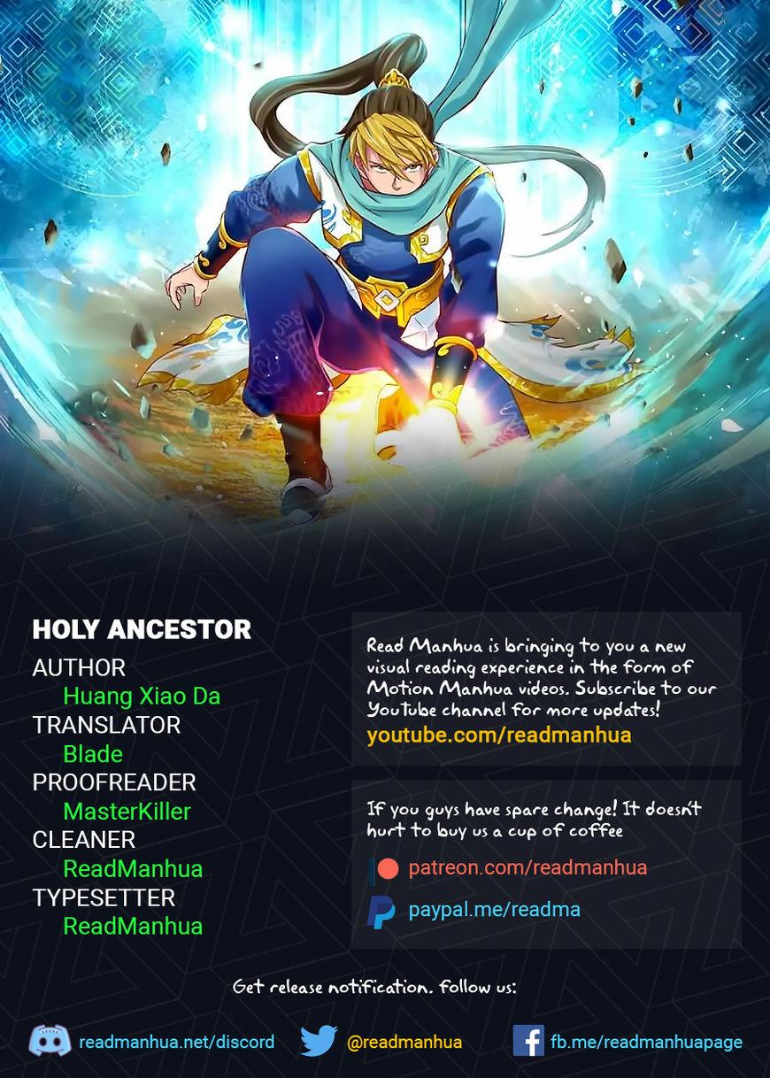 Holy Ancestor 12 Page 1