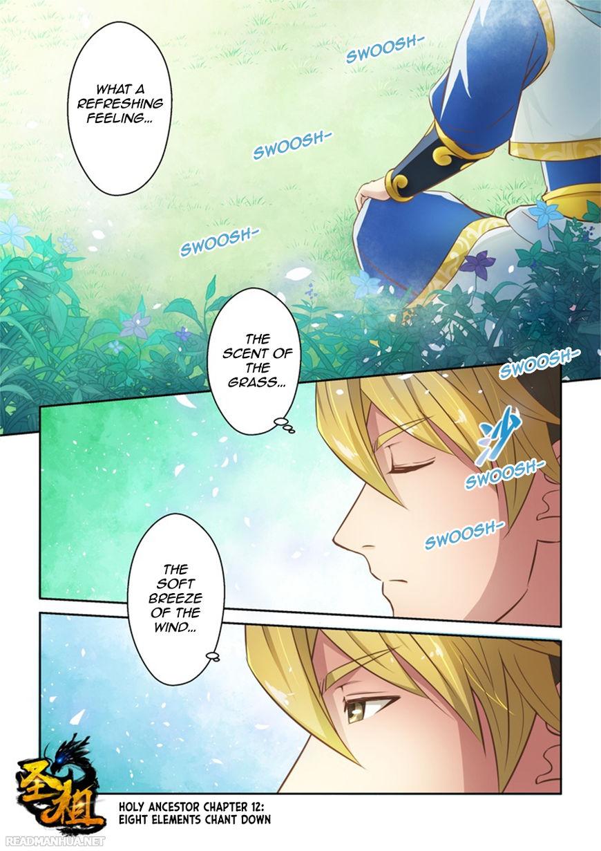 Holy Ancestor 13 Page 2