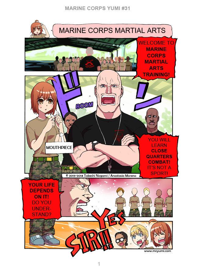 Marinko Yumi 31 Page 1
