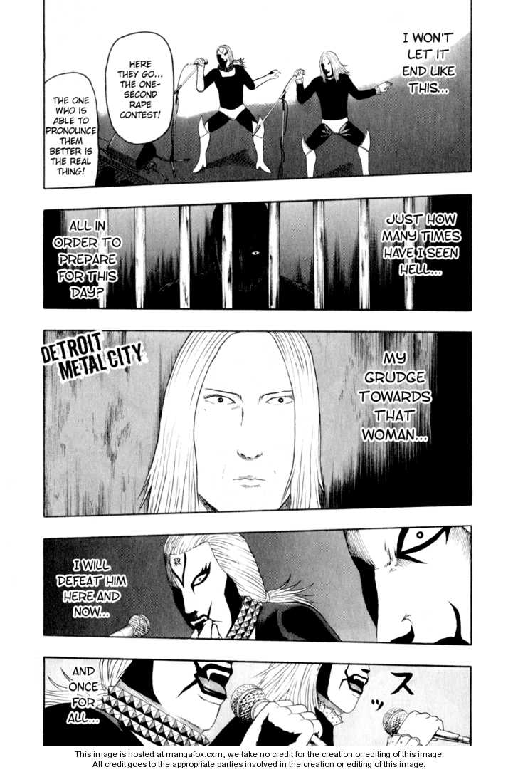 Detroit Metal City 74 Page 2