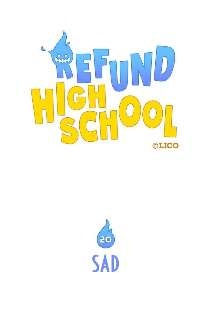 Refund High School 20 Page 1