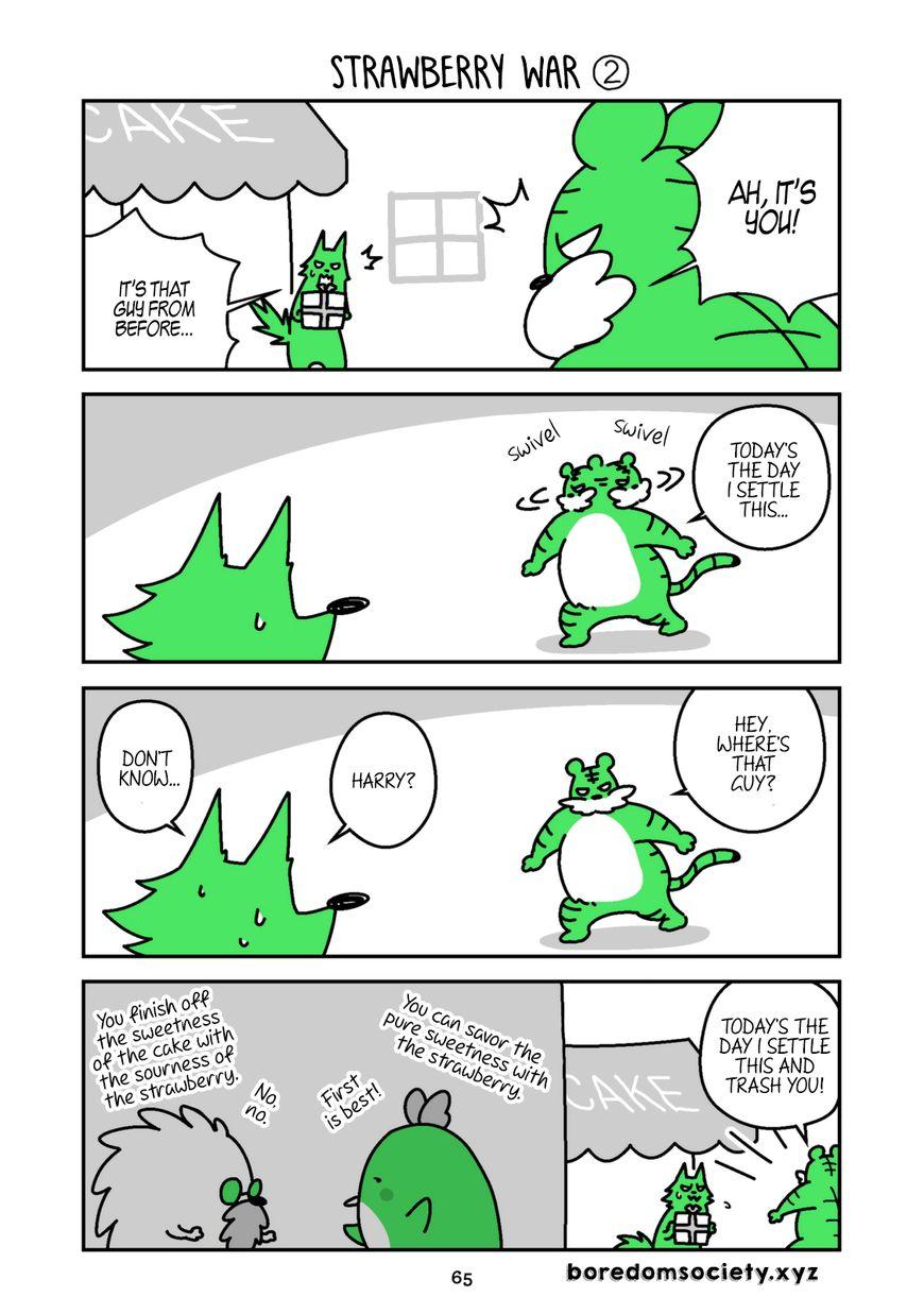 Hedgehog Harry 55 Page 1