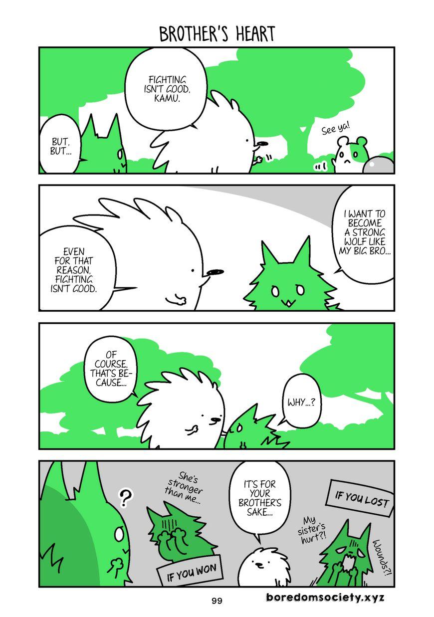 Hedgehog Harry 85 Page 1