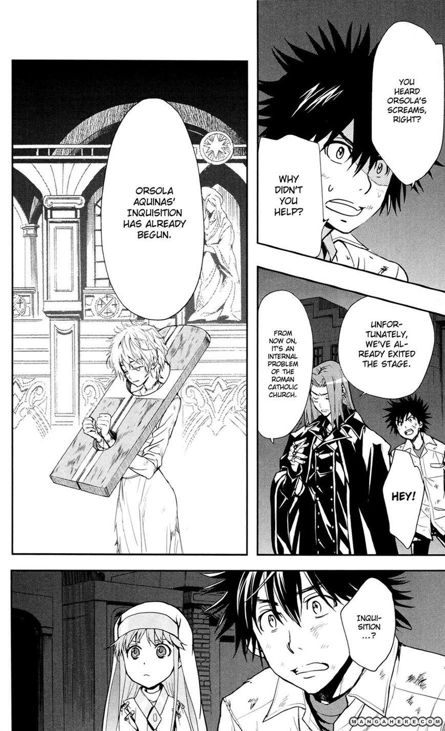 To Aru Majutsu no Index 52 Page 4