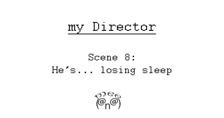 My Director 8 Page 1