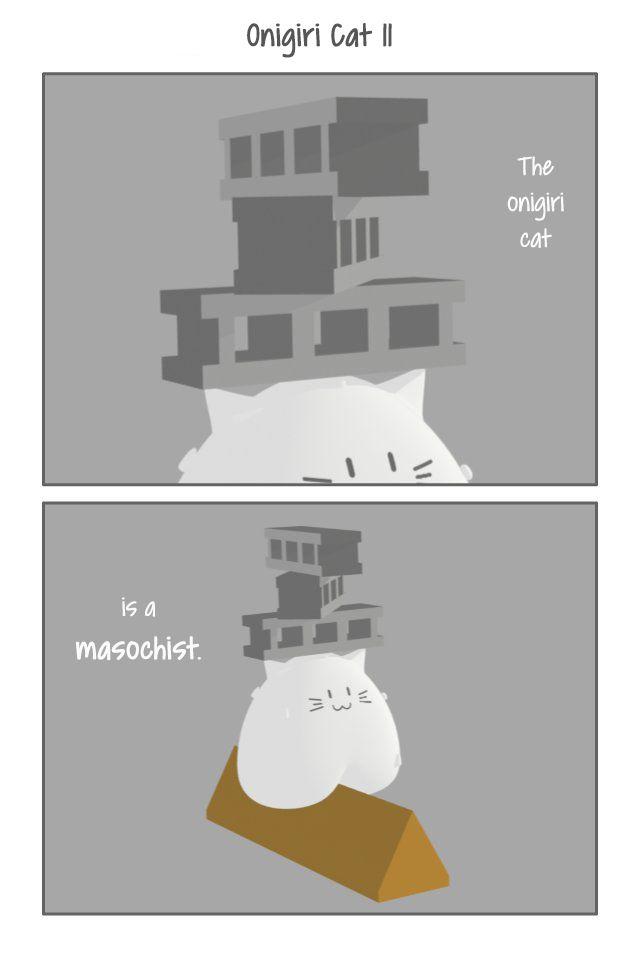 Onigiri Cat 11 Page 1