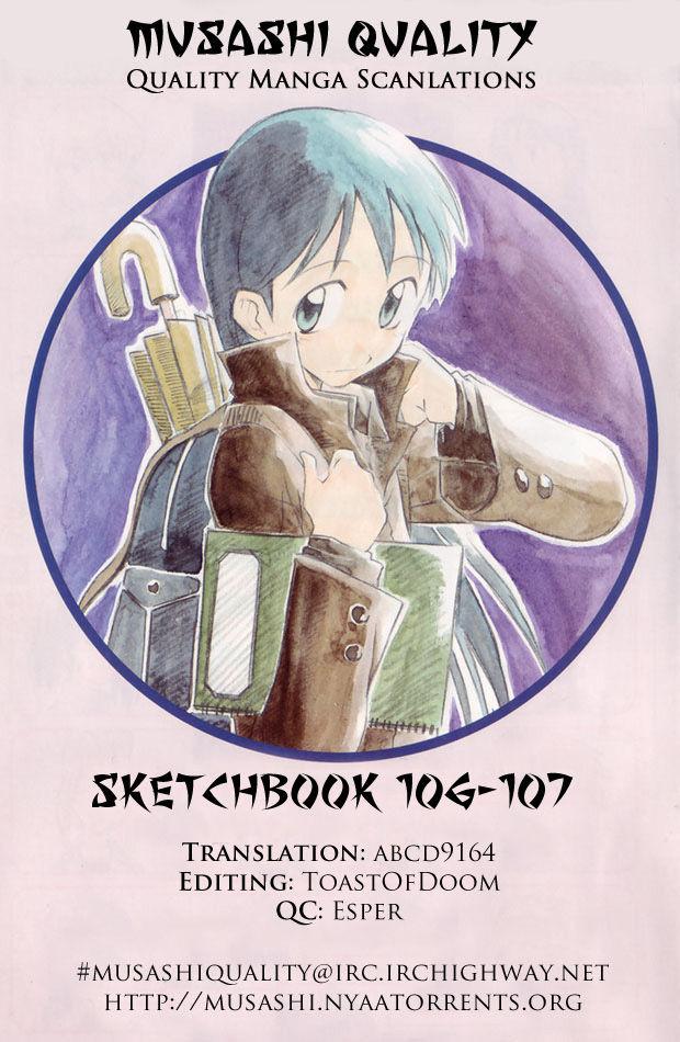 Sketchbook 106 Page 1