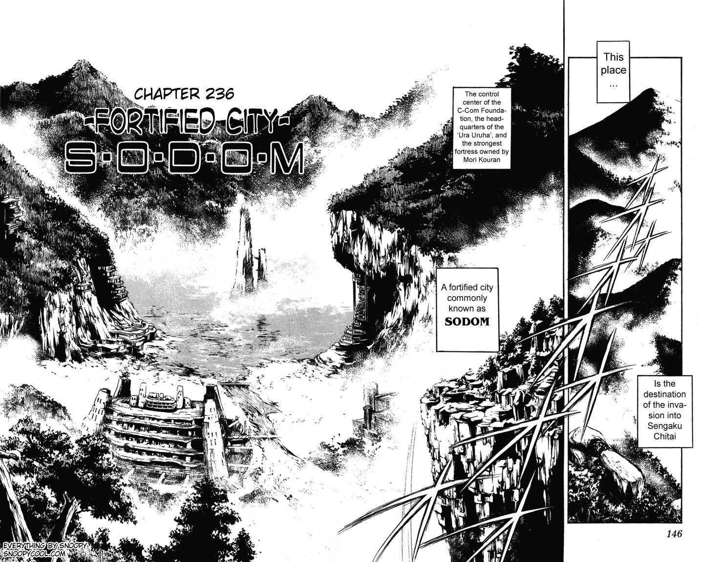 Flame of Recca 236 Page 2