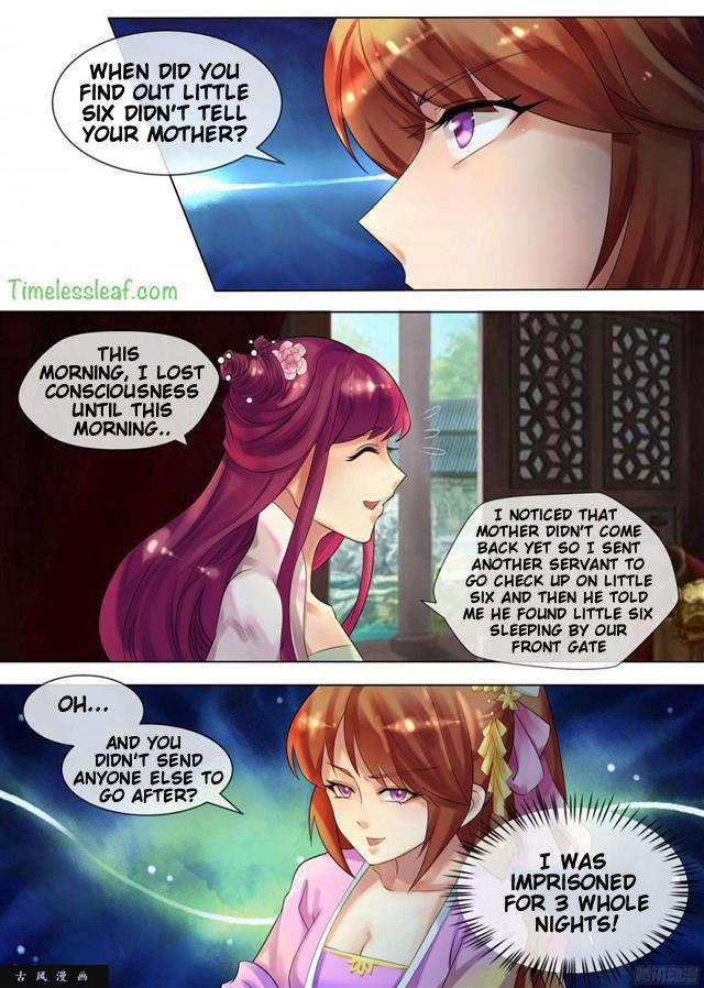 The Imperial Poisonous Concubine 30.1 Page 2