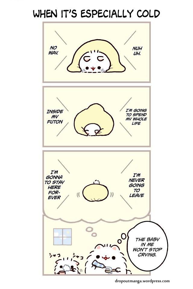 Mochi Is A Pomeranian 18 Page 1
