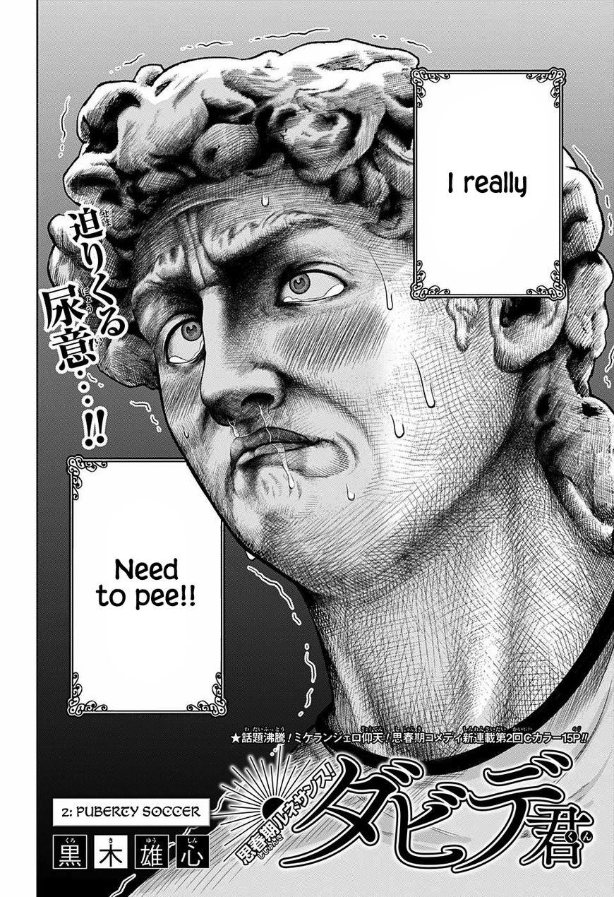 Shishunki Renaissance! Davide-kun 2 Page 2