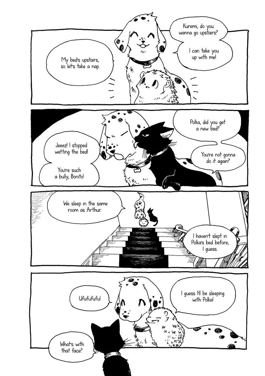 Haritoge Kuremi to Ou no Ie 13 Page 2
