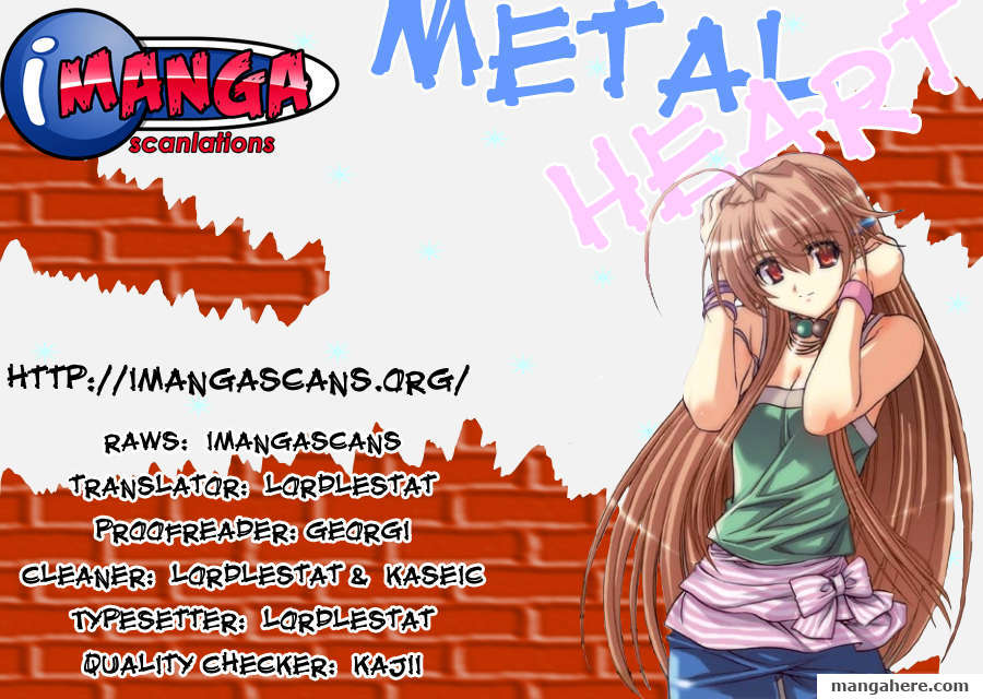 Metal Heart 26 Page 1