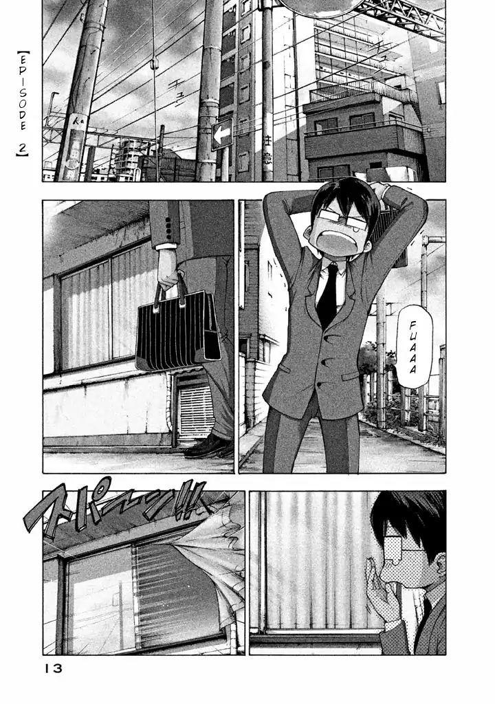 Mado kara Madoka-chan 2 Page 2