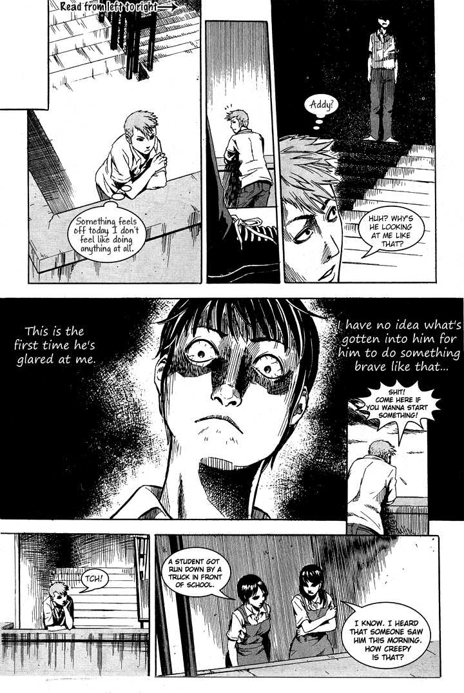 Spirit Returns 0 Page 3