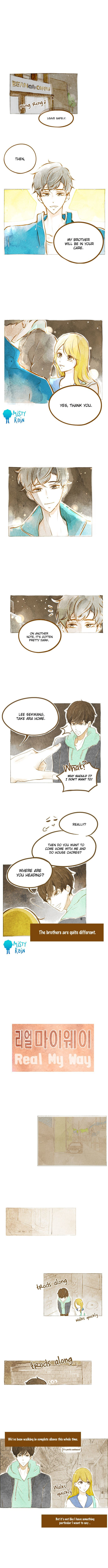 Real My Way 5 Page 1