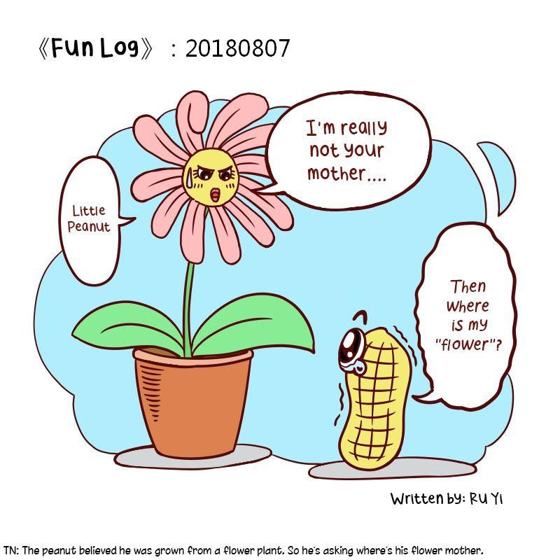 Fun Log 6 Page 1