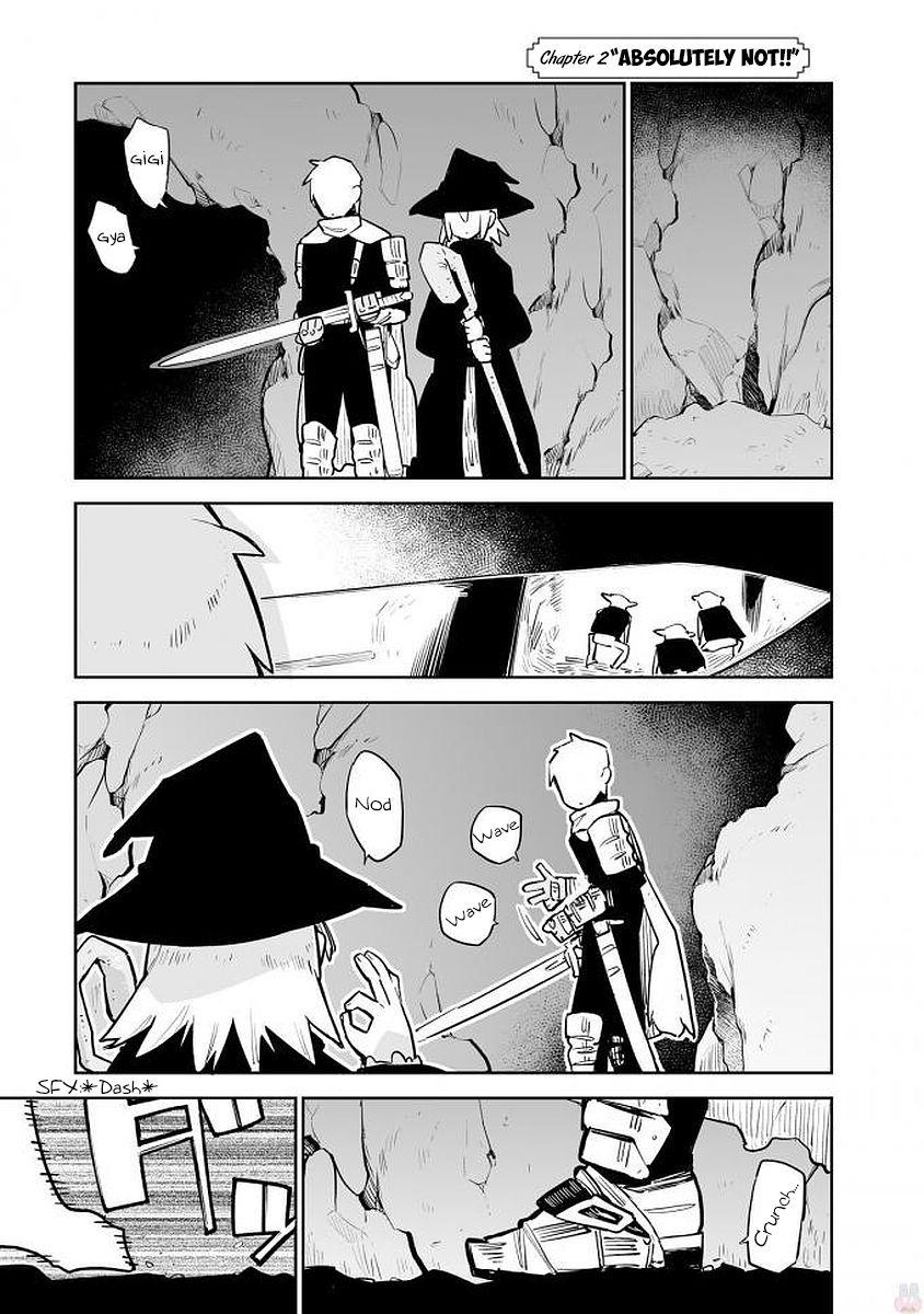 Isekai Dungeon no Ren'ai Jijou 2 Page 1