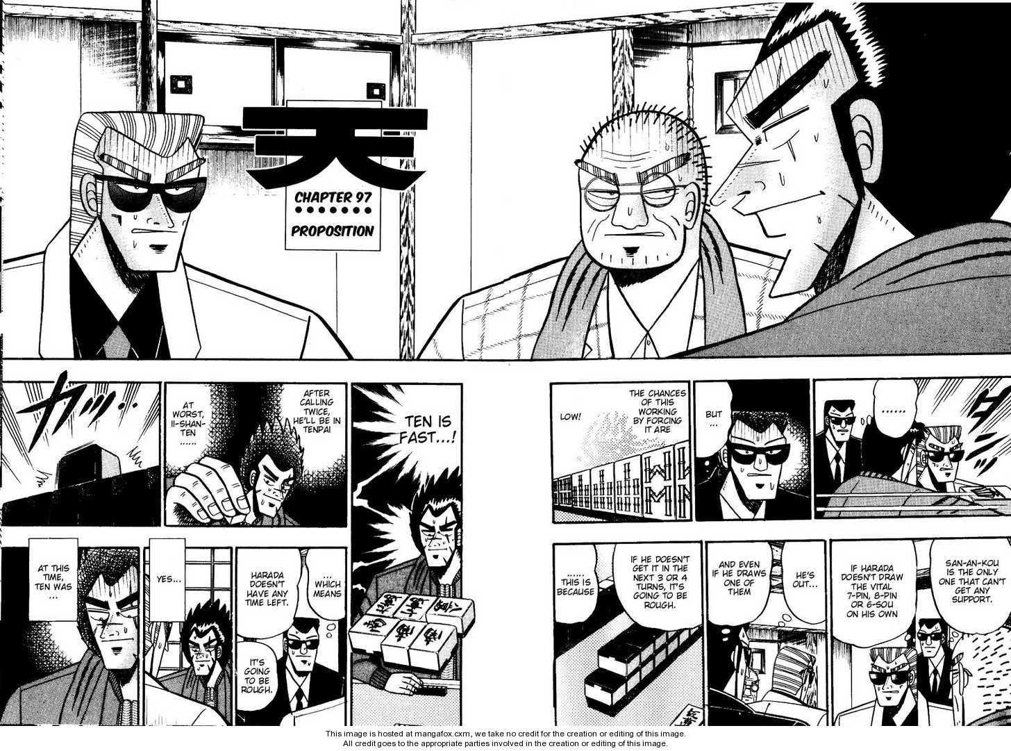 Ten - Tenna Toori no Kaidanji 97 Page 2