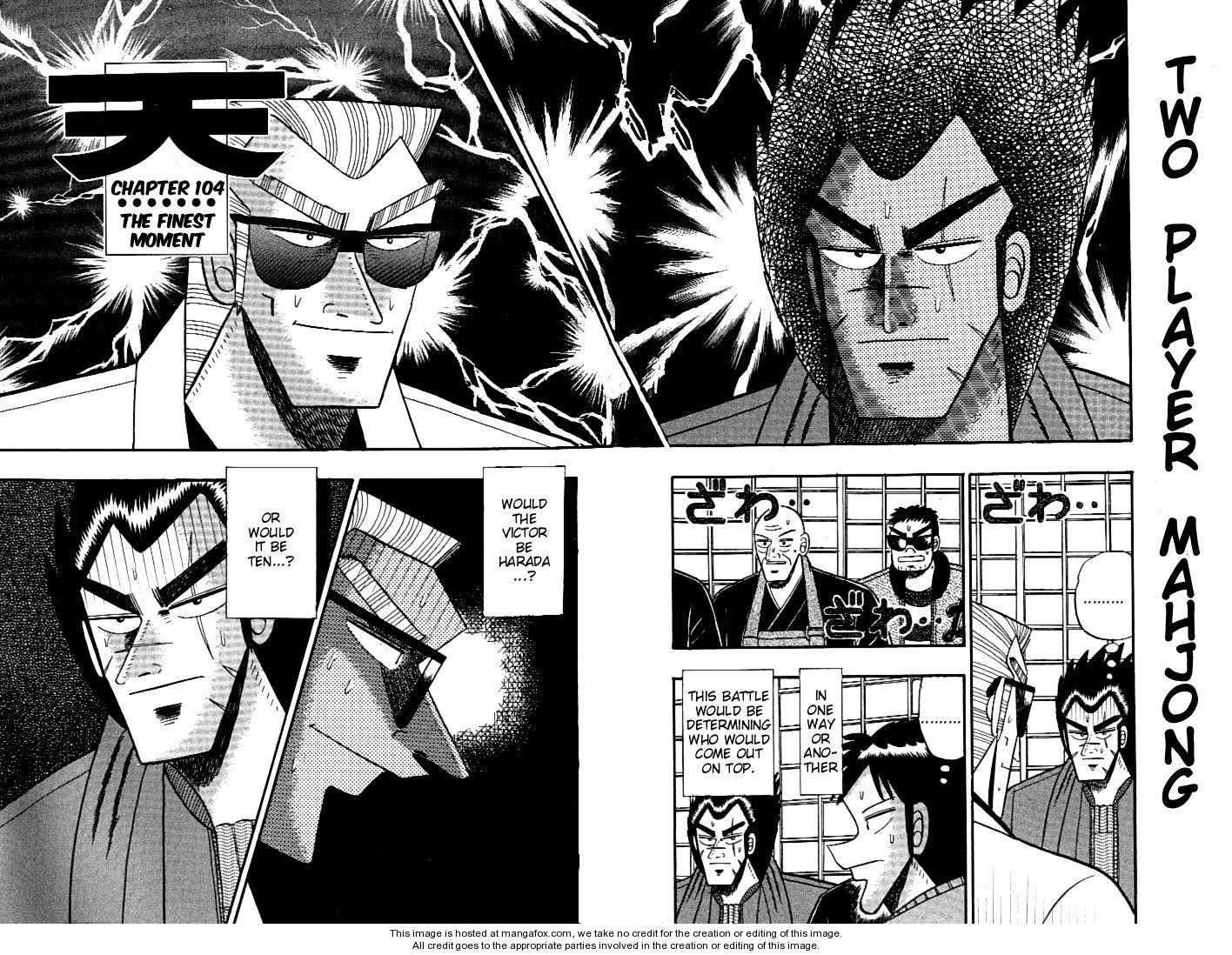 Ten - Tenna Toori no Kaidanji 104 Page 2
