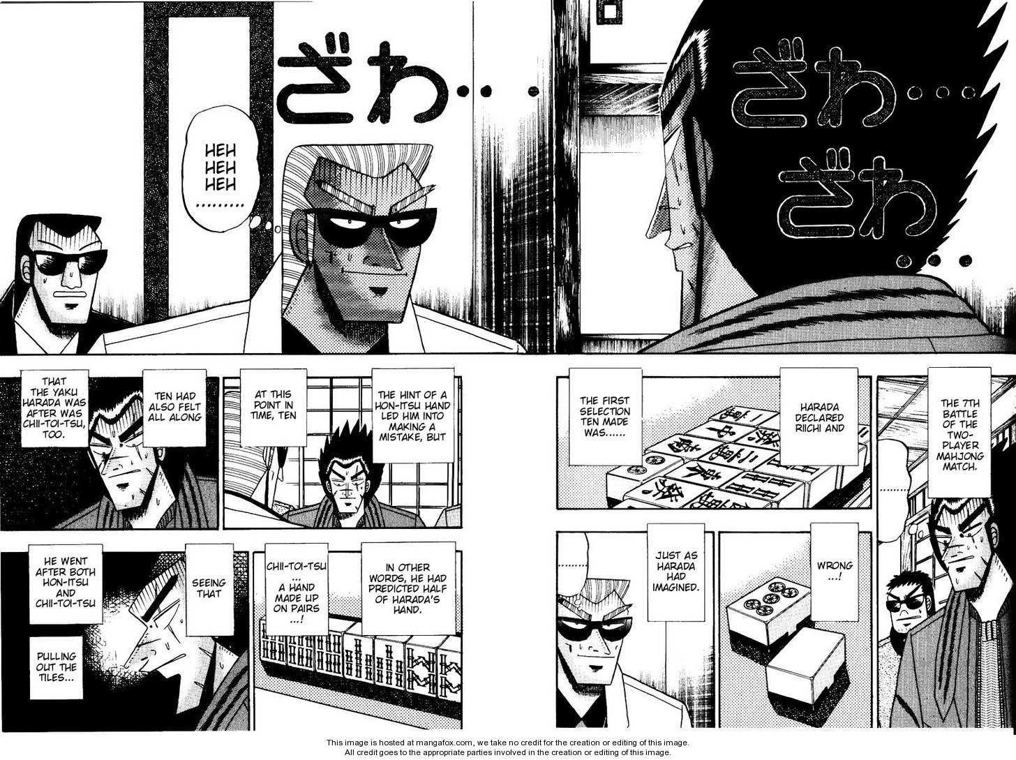 Ten - Tenna Toori no Kaidanji 115 Page 2
