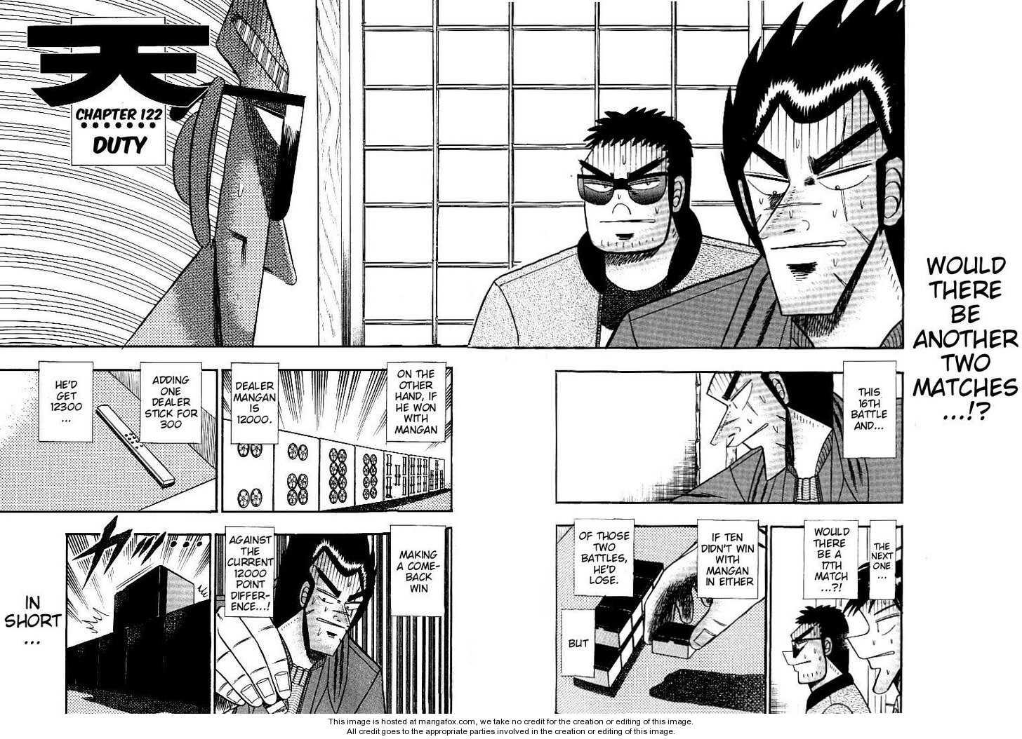 Ten - Tenna Toori no Kaidanji 122 Page 2