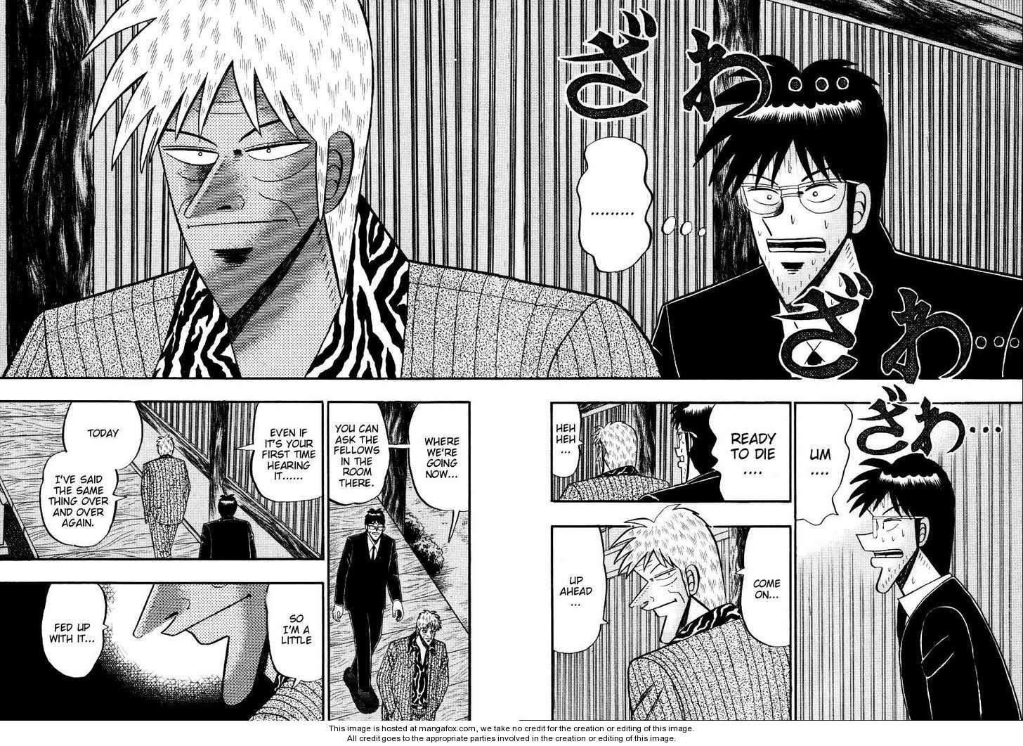 Ten - Tenna Toori no Kaidanji 139 Page 2