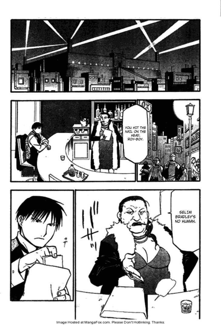 Full Metal Alchemist 87 Page 3