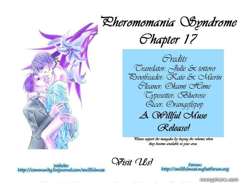 Pheromomania Syndrome 17 Page 1